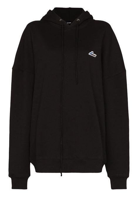 Logo sweatshirt WE11DONE | Sweatshirts | WDTP320707BK