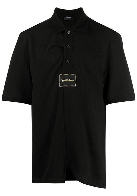 Polo con logo Uomo WE11DONE | Polo | WDTT021523BK