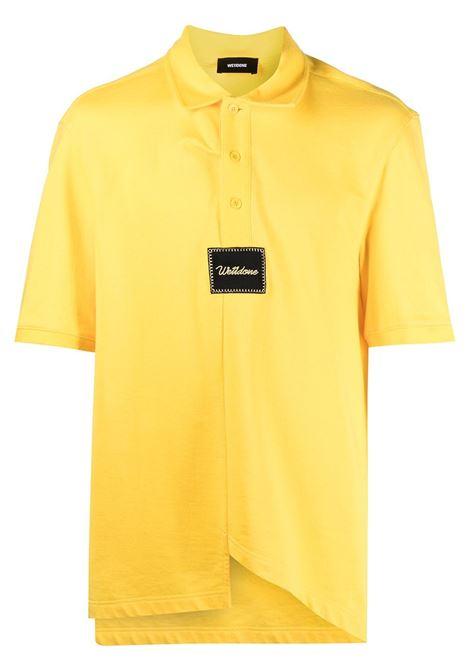 Polo con logo Uomo WE11DONE | Polo | WDTT021523YE