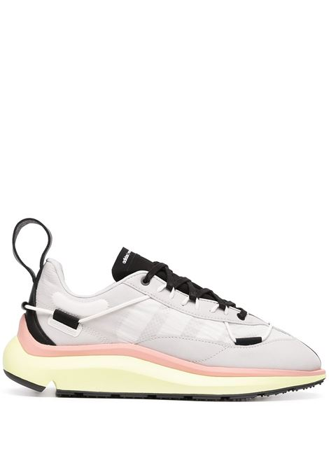 Y-3 sneakers y-3 shiku run unisex grey yellow Y-3 | Sneakers | FZ4323GRYYLLW