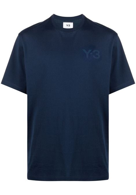 Y-3 t-shirt con logo uomo navy Y-3 | T-shirt | GV4114NV