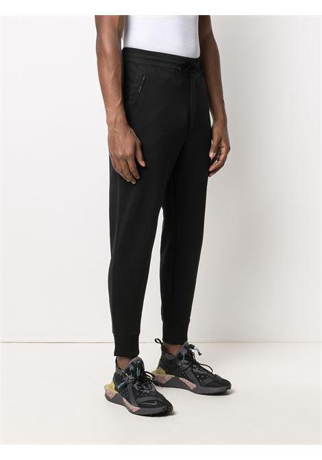 Pantaloni sportivi con applicazione Uomo Y-3 | H16342BLK