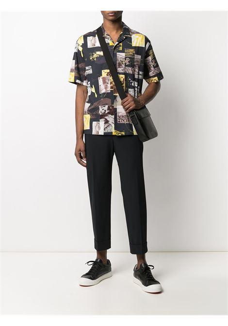 Photograph print short-sleeve shirt - men Z ZEGNA | 905020ZCOB2402