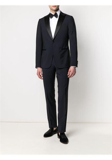 Tailored suit navy blue - men Z ZEGNA | 922776282KGR412
