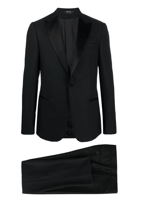 Two-piece wool suit Z ZEGNA | Suits | 924817282KGR001