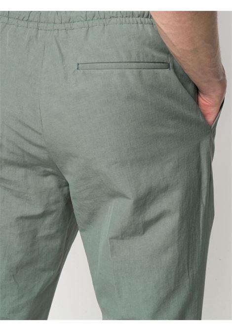 Pantaloni sportivi slim verdi - uomo Z ZEGNA   9ZF03273GLC1302