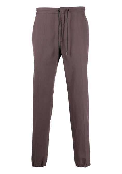 Slim-fit track pants