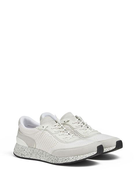 Sneakers con design a pannelli bianco - uomo Z ZEGNA   LHCBOA4921X100