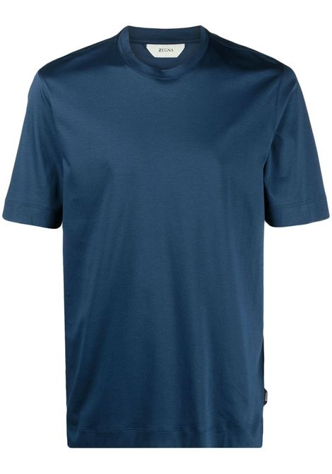 Round neck cotton T-shirt Z ZEGNA | T-shirt | VW348ZZ641422
