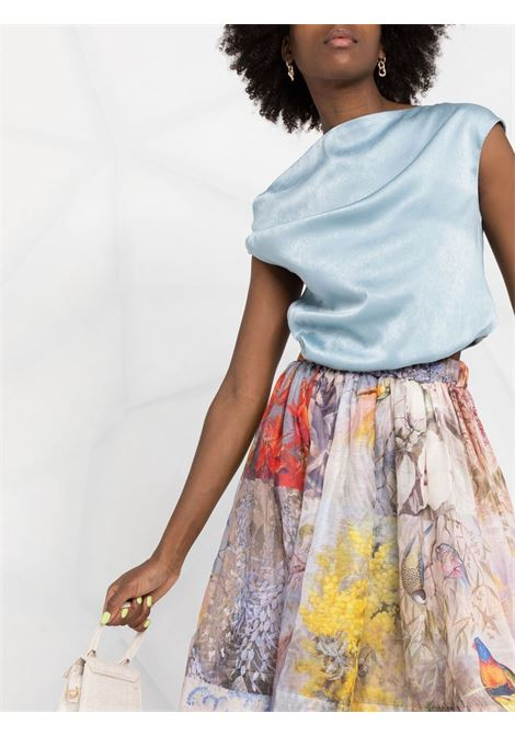 Midi botanica skirt -women ZIMMERMANN | 1342SBOTBKPRT