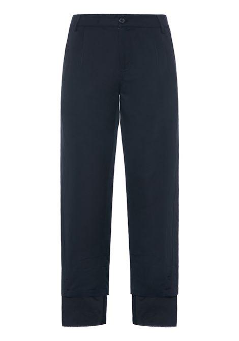 Double hem trousers ANN DEMEULEMEESTER | Trousers | 21013420183099