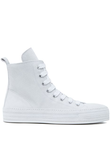 Ann Demeulemeester sneakers alte uomo white ANN DEMEULEMEESTER | Sneakers | 21014239362001