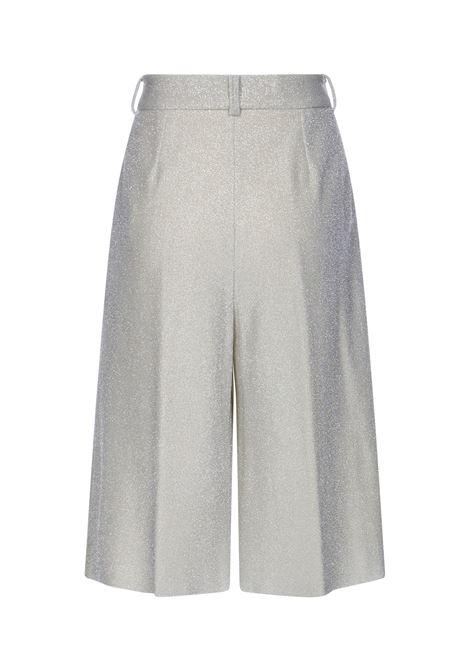 Shorts in maglia di lurex donna CIRCUS HOTEL | H1SA07Z480