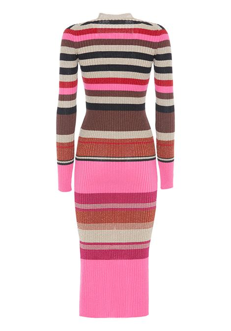 Cardigan a righe Donna CIRCUS HOTEL | H1SK04CH004