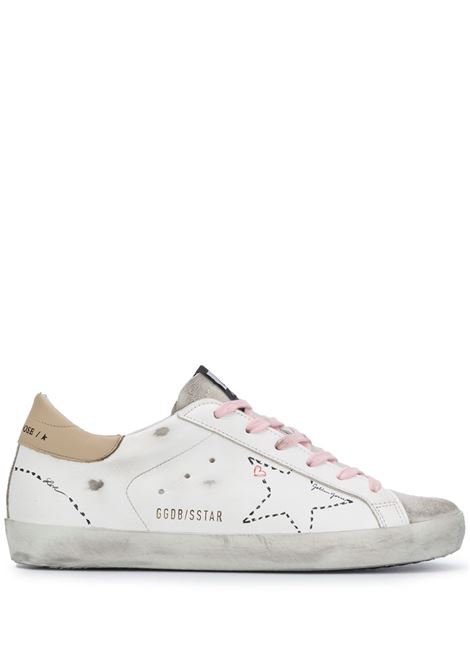 Golden Goose sneakers super-star donna ice white incense GOLDEN GOOSE | Sneakers | GWF00101F00012480165