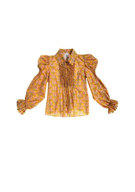 Pernille blouse HORROR VACUI | Blouses | 11SS21B2503639034D