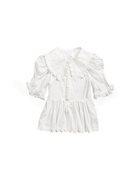Horror Vacui blusa antonia donna salt white HORROR VACUI | Bluse | 11SS21B301580201F