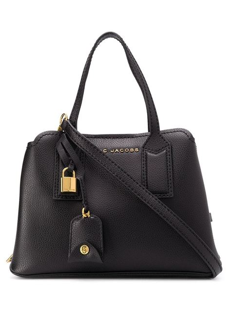 Marc Jacobs borsa the editor donna black MARC JACOBS | Borse a mano | M0014487001