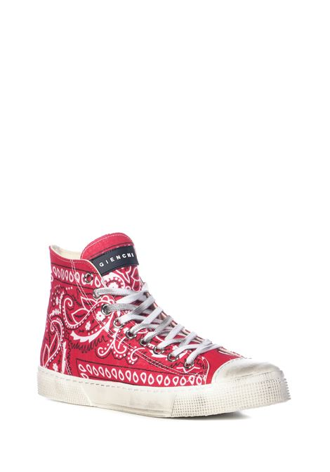 Sneakers j.m high uomo METAL GIENCHI | GXUHIGN000BANDRSS