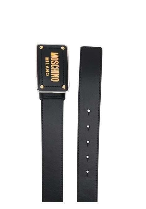 Logo belt MOSCHINO | A801080011555