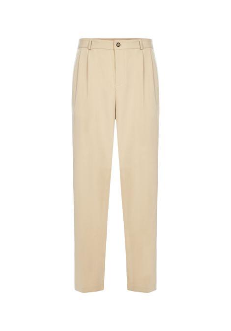 Pantaloni con pinces uomo THE FUTURE | Pantaloni | TF0013BG
