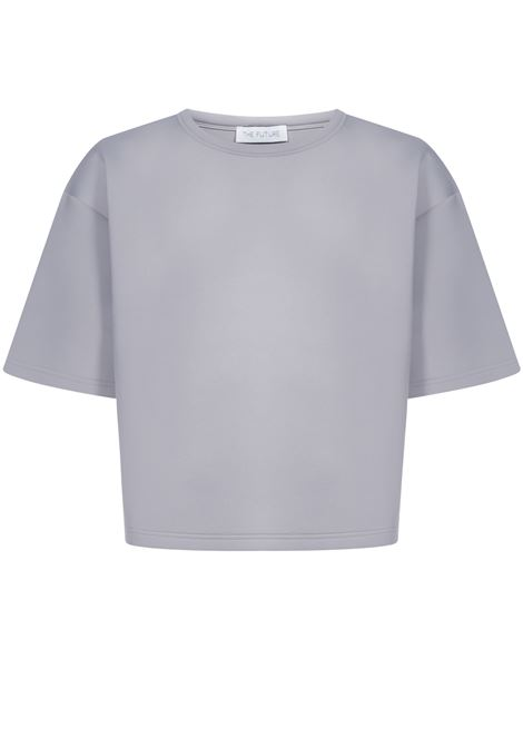 T-shirt oversize uomo THE FUTURE | T-shirt | TF0016GRG