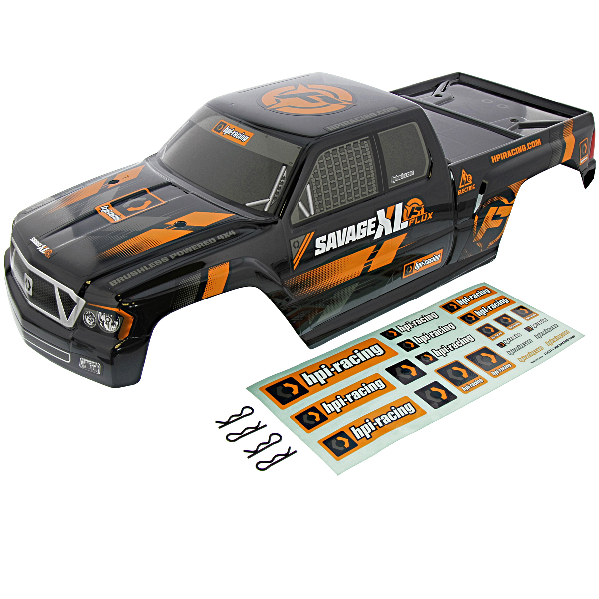 unbreakable body for Hpi Savage XL Gigante and Team Associated Rival,Mgt 8.0