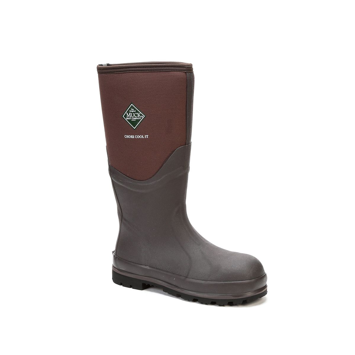 cb6d33c566b Details about Muck Boots Company Adult Men's/Women's CHORE COOL SAFETY  STEEL TOE, BROWN