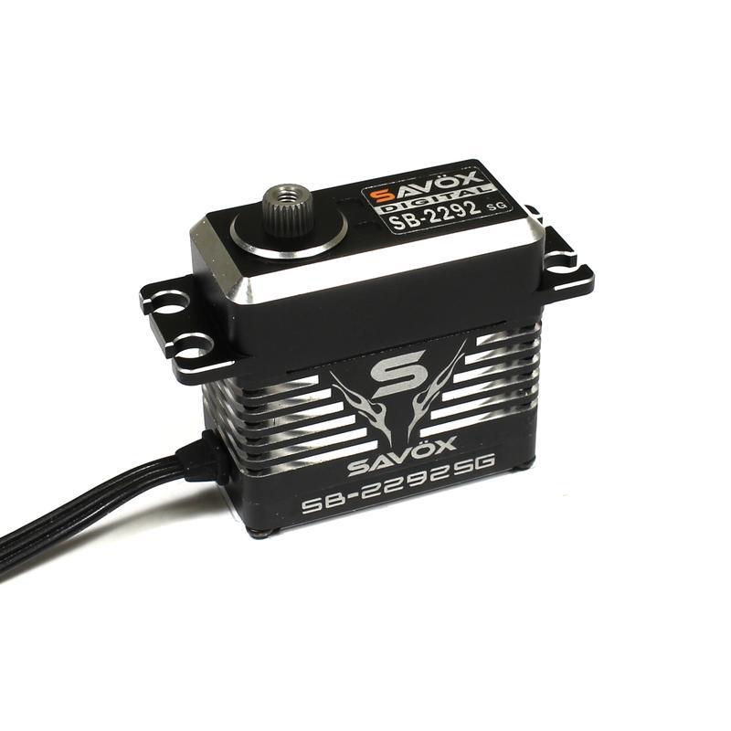 SAV-SW-0230MG Savox SW-0230MG Waterproof Metal Gear Digital Servo High Voltage
