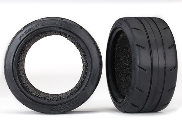 "foam inserts Brand NEW Traxxas 8370 Tires Response 1.9/"" Touring"