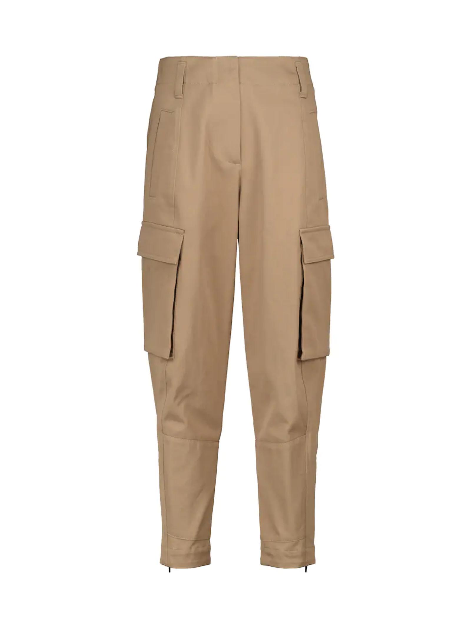 PANTALONE CARGO IN COTONE BRUNELLO CUCINELLI   Pantalone   MB017P7726C7970
