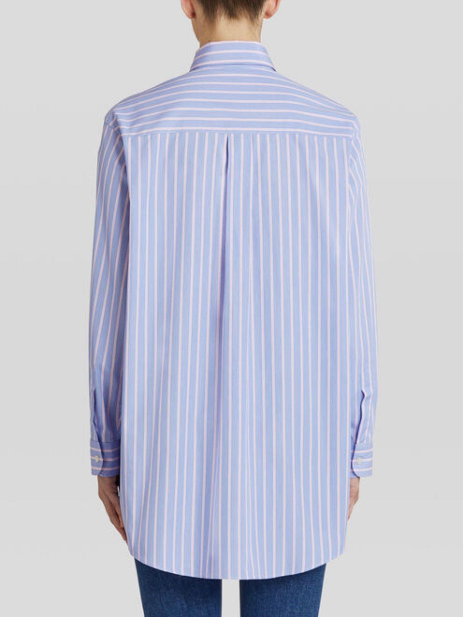 CAMICIA A RIGHE ETRO | Camicia | 183333808 250
