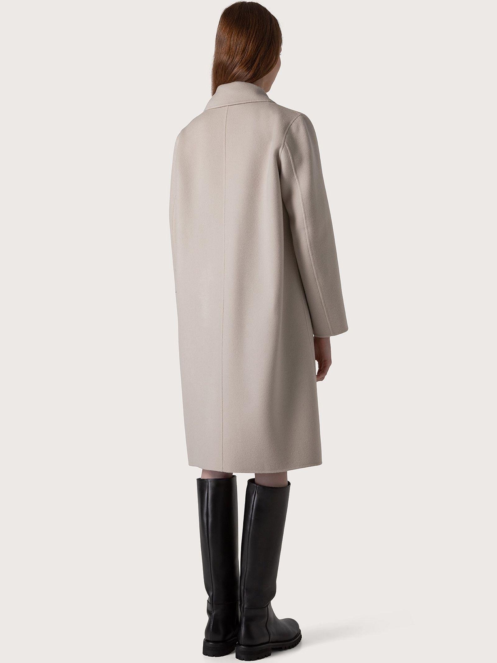 CAPPOTTO IN PANNO DOUBLE DI MISTO CASHMERE SEVENTY   Cappotto   CP0410150214010