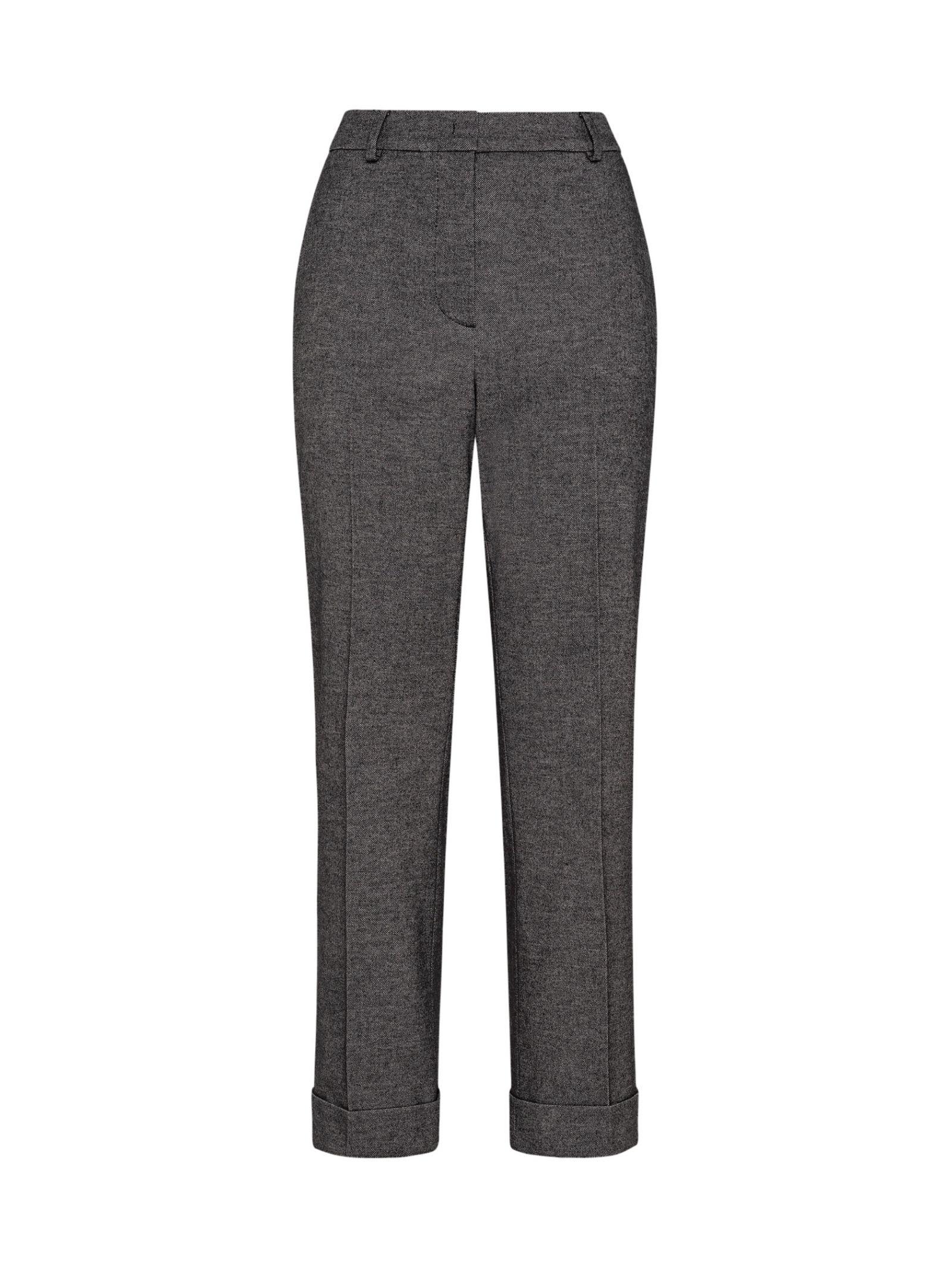 PANTALONE CON RISVOLTO SEVENTY   Pantalone   PT1018240245999
