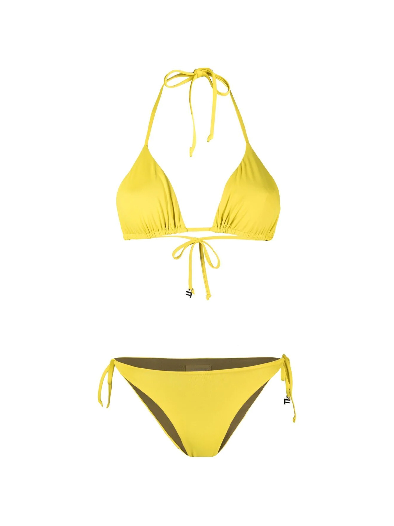 BIKINI BICOLORE REVERSIBILE FISICO   Bikini   CR13MBCS13MBF2455