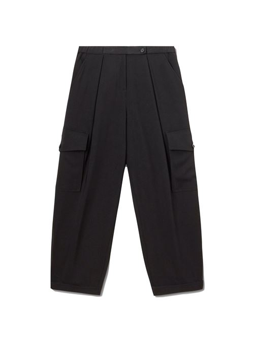 PANTALONE CARGO IN CADY ASPESI | Pantalone | 0105L60201241