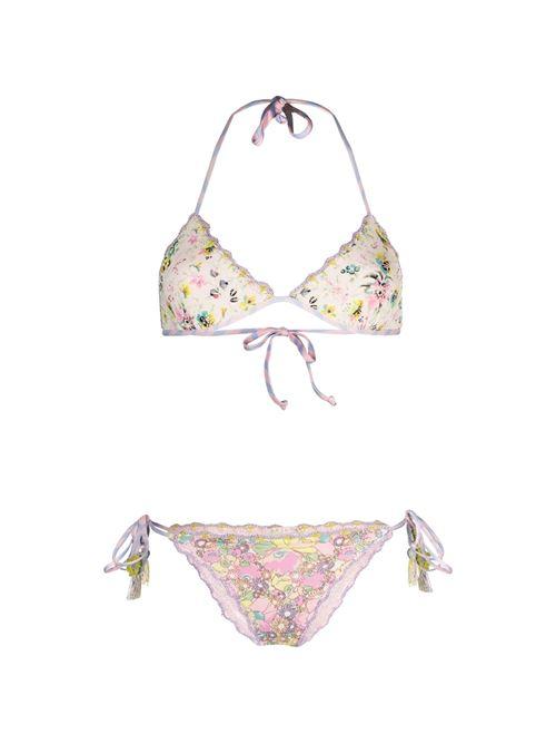 BIKINI A FIORI ANJUNA | Bikini | MELISSA/DMLAV