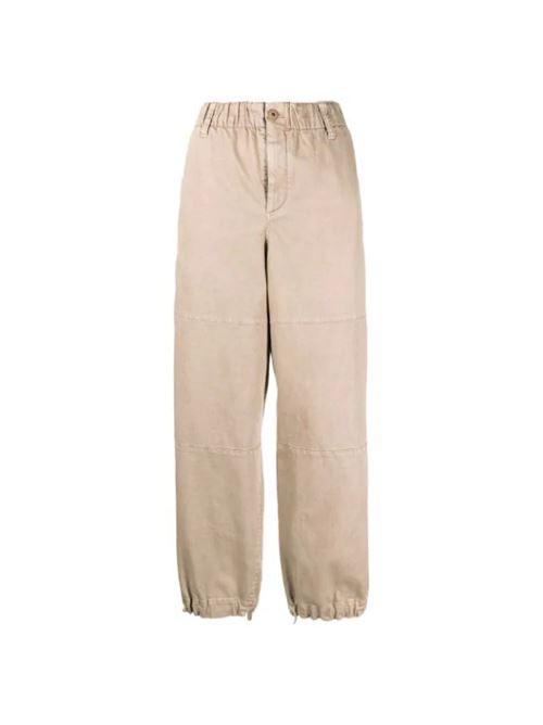 PANTALONI IN COTONE BRUNELLO CUCINELLI | Pantalone | MA080P5641C8576