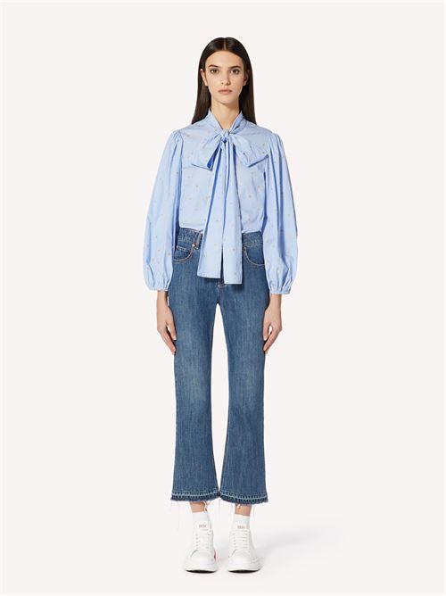 JEANS A TROMBETTA RED VALENTINO | Jeans | VR3DD03M5NKD49