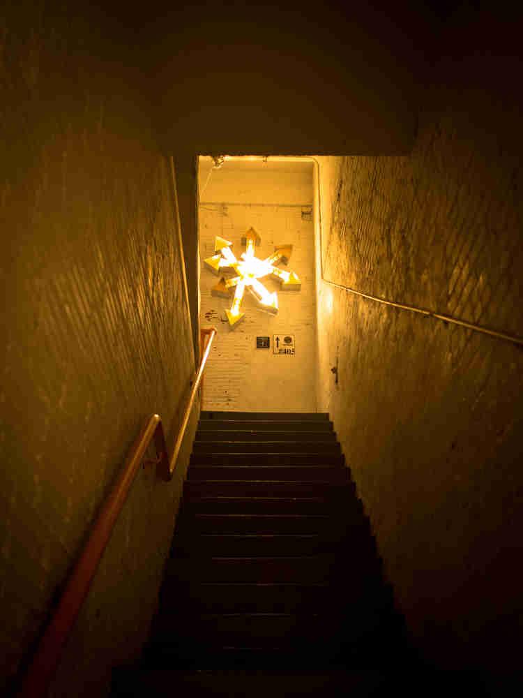First Fridays Stairway
