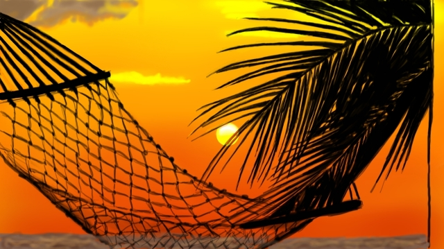 tropical sunset 3