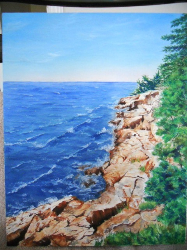 Maine Coast - around Bass Harbor