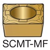 Turning Insert, SCMT 3(2.5)2-MF 2025, Pack of 10