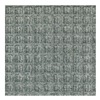 Entrance Mat, Gray, 3 x 16 ft.