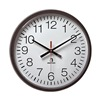 WALL CLOCK CONTEMPORARY ELECTRIC 2 1/
