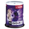 DVD+R Disc, 4.70 GB, 120 min, 16x, PK 100