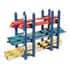 Modular Stacking Rack, 26x16 in., 7500 lb.