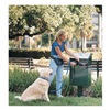Pet Waste Station, Bag Dispenser, Green
