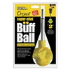 Buffing Ball, 2 In Dia., 8 In L Shaft