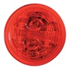 Clearance/Marker, Round, LED, Red
